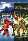 Bionicle 2: Legends of Metru Nui/Bionicle 3: Web of Shadows (DVD, 2011) (DVD, 2011)