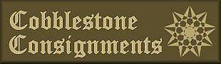 COBBLESTONE CONSIGNMENTS