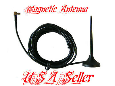 Antenna Fits Mi Or Fi Jetpack 4620l 3g 4g Lte Hotspot Xlte + 10ft Cable