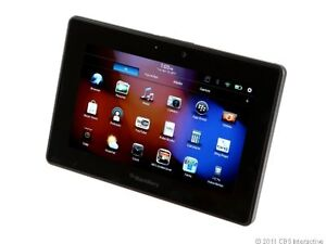 BlackBerry PlayBook 16GB, Wi-Fi, 7in - B...