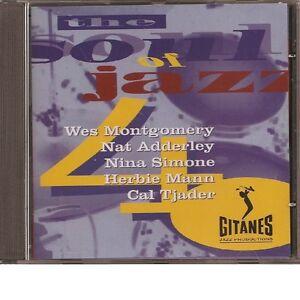 GITANES JAZZ - THE SOUL OF JAZZ VOL4. CD NEW - Brusciana, Italia - L'oggetto può essere restituito - Brusciana, Italia