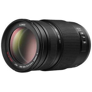 Panasonic Lumix G Vario 100-300mm f4.0-5.6 MEGA OIS