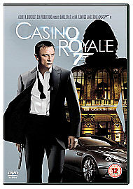 Casino Royale DVD 2 Disk Collectors Edition - Reading, United Kingdom - Casino Royale DVD 2 Disk Collectors Edition - Reading, United Kingdom