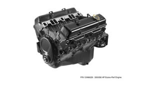 NEW-CHEV-350-330HP-VORTEC-GM-PERFORMANCE-CRATE-MOTOR-LONG-MARINE-ENGINE-5-7