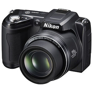 Nikon COOLPIX L110 16GB SD