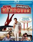 The Hangover (Blu-ray Disc, 2011, Rated/Unrated; With The Hangover Part II Movie Cash)