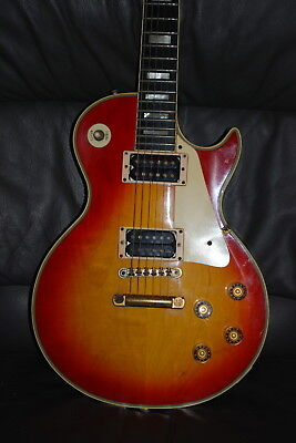 1981  GRECO EG-1000C SUPER REAL DRY-Z x 2 on Rummage