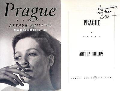 Arthur Phillipssignedpraguearc1st/1strare