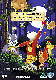 paul-mccartney-animation-collection-NEW-SEALED-DVD-Fast-Post-UK-STOCK-Top-se