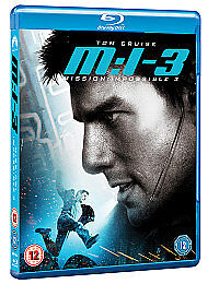 Mission: Impossible 3 (Blu-ray, 2011)