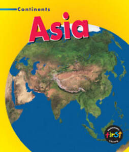"""VERY GOOD"" Fox, Mary Virginia, Foster, Leila, Asia (Continents), Book"
