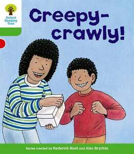 Oxford Reading Tree: Level 2: Patterned Stories: Creepy-Crawly! by Thelma...