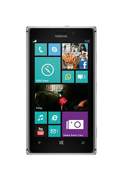 Nokia Lumia 925 - 16GB - Gray (Unlocked) Smartphone