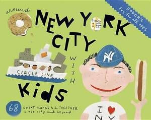 Fodor's Around New York City with Kids, Very Good Condition Book, Fodor Travel P
