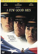 A Few Good Men (DVD, 2001, Special Editi...