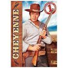 Cheyenne - The Complete First Season (DVD, 2006, 5-Disc Set, Slipcase)