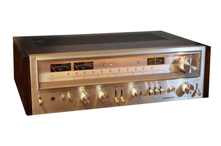 pioneer home stereo system. the pioneer sx-780 receiver home stereo system a