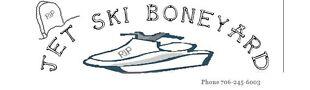 Jet Ski Boneyard