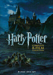 Harry Potter: Complete 8-Film Collection...