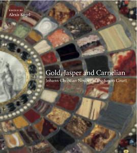 Gold, Jasper and Carnelian