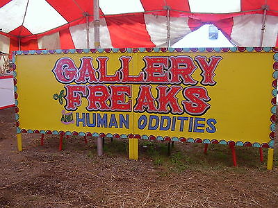 Gallery of Freaks
