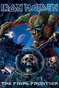 Iron Maiden Final Frontier new poster 61x 91.5cm LP1413