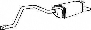 BRAND NEW FORD MONDEO 2.0TDCI 01-04 KLARIUS EXHAUST REAR BACK BOX FE847M