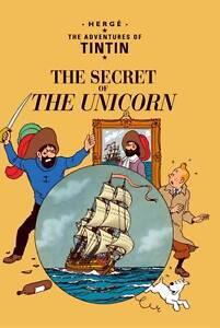 TINTIN - THE SECRET OF THE UNICORN Hardcover