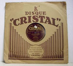 78-tours-Orchestre-Emile-ROOS-Disque-a-Aiguille-LE-TSAREVITCH-CRISTAL-RARE