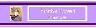 Babette's Potpourri