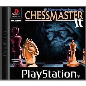 Chessmaster II Sony PlayStation 1 1999