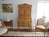 aachen l tticher barock stilm bel spilker steinheim ebay. Black Bedroom Furniture Sets. Home Design Ideas