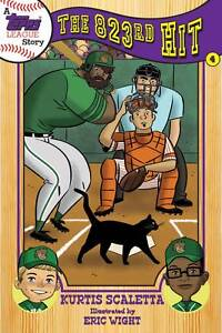 A Topps League Story: Bk. 4: The 823rd Hit (Topps League Stories),Wight, Eric, S