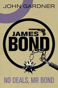 NO DEALS, MR BOND JOHN GARDNER 9781409135678