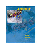 Leadership Enhancing the Lessons of Experience 7th 7E Hughes Softcover Int'l Ed.
