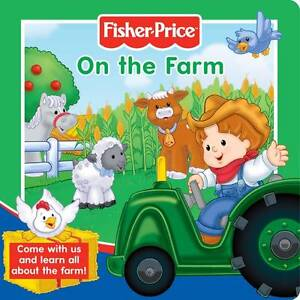 Fisher-Price-On-the-Farm-Come-with-Us-and-Learn-All-About-the-Farm-by
