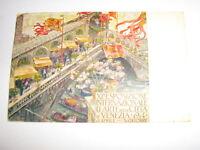 Venezia Xi Esposizione D'arte Della Citta' 1914 Ottimo Investimento -  - ebay.it