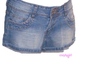 NEW-DENIM-WASHED-FADED-EFFECT-SHORTS