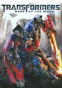 Transformers: Dark of the Moon (DVD, 201...