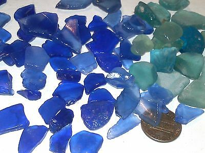 Real Ocean Tumbled Sea Glass