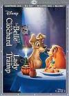 Lady and the Tramp (Blu-ray/DVD, 2012, Canadian; Diamond Edition; French)