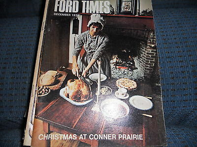 1977 Ford Landau Intro Dealer Times Magazine 12-76
