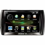 Archos 5 250GB, Wi-Fi, 4.8in - Black