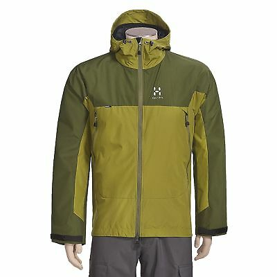 Haglofs Aero Windstopper Jacket Mens Lg $400