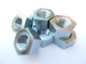 8-CEI-BSCY-Cycle-Thread-Nuts-1-2-used-on-BSA-Triumph-etc
