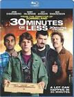 30 Minutes or Less (Blu-ray Disc, 2011, Canadian; French)