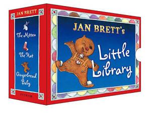 NEW Jan Brett's Little Library by Jan Brett