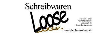Schreibwaren-Loose