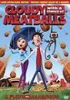 Cloudy With a Chance of Meatballs (DVD, 2010, Canadian)