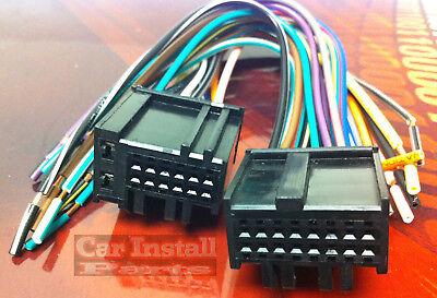 Chevy Stock Radio Wire Harness Plug 2006 2011 | eBay